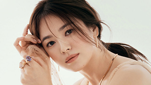 Song Hye Kyo Looks Absolutely Stunning In Her Latest Campaign For Chaumet