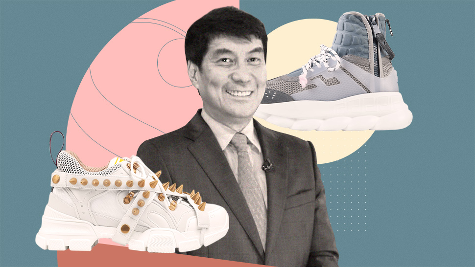 Raffy Tulfo's Designer Sneaker Collection Will Make Your Jaws Drop