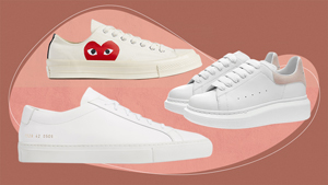 10 Budget-friendly Designer White Sneakers Under P25,000