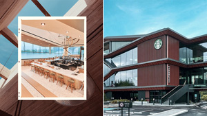 Starbucks Just Opened Their Largest Branch In South Korea And It's Gorgeous
