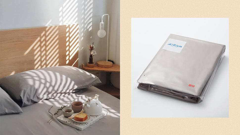Psa: Uniqlo Bedsheets Will Be Available In Manila Very, Very Soon