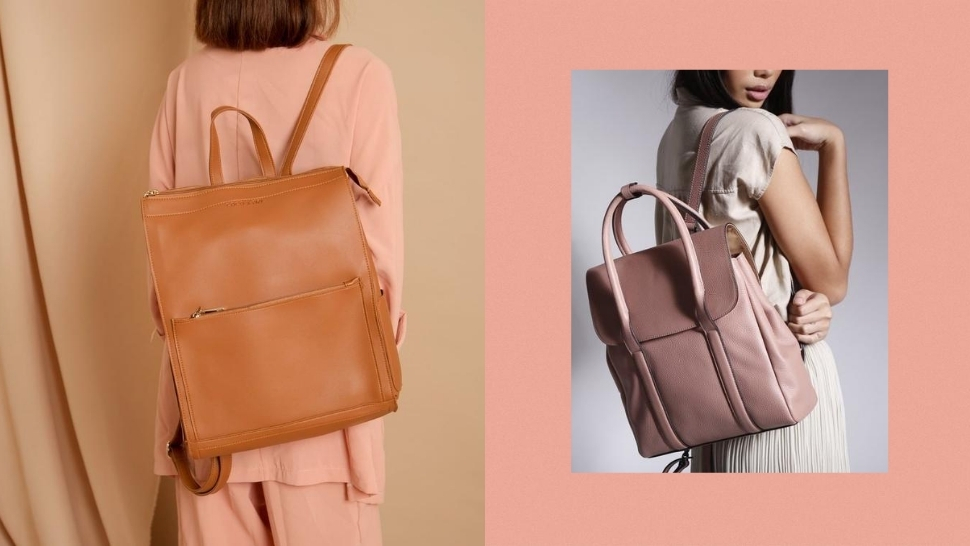 5 Minimalist Leather Backpacks From Local Brands That Are Worth Every Penny