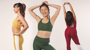 This Local Brand Creates Activewear Made From Recycled Ocean Waste