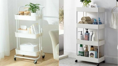 Here's Where You Can Buy Aesthetic Trolley Racks Online