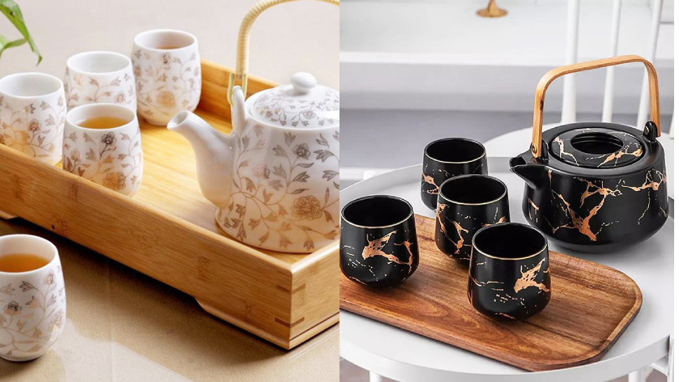 Elegant Tea Sets You Can Shop Online for P3,000 and Under