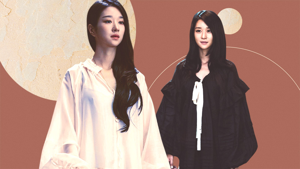 "All of Seo Ye Ji's Designer Nightgowns in ""It's Okay to Not Be Okay"""