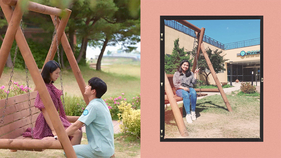 "This Filipina Visited the Iconic Filming Locations of ""It's Okay to Not Be Okay"""