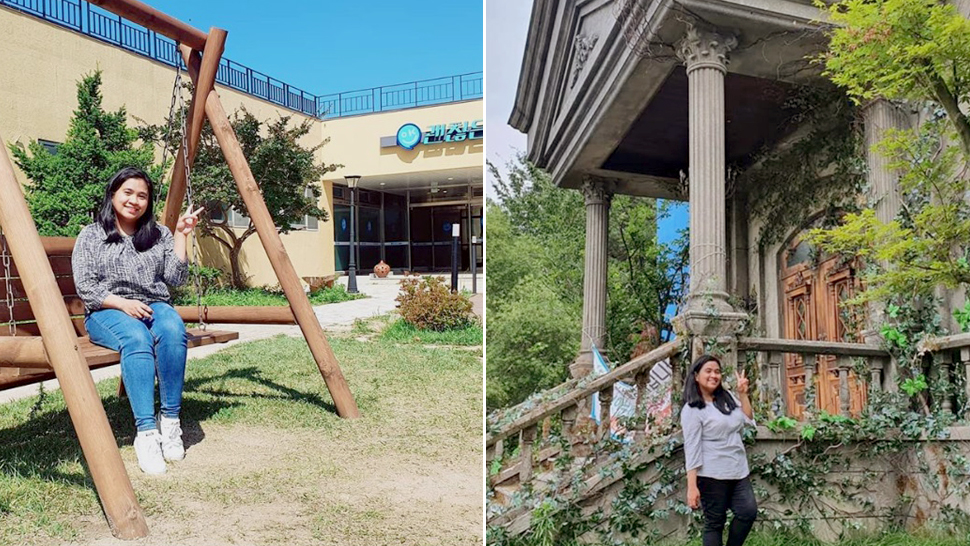 "This Filipina Visited the Filming Locations of ""It's Okay to Not Be Okay"""
