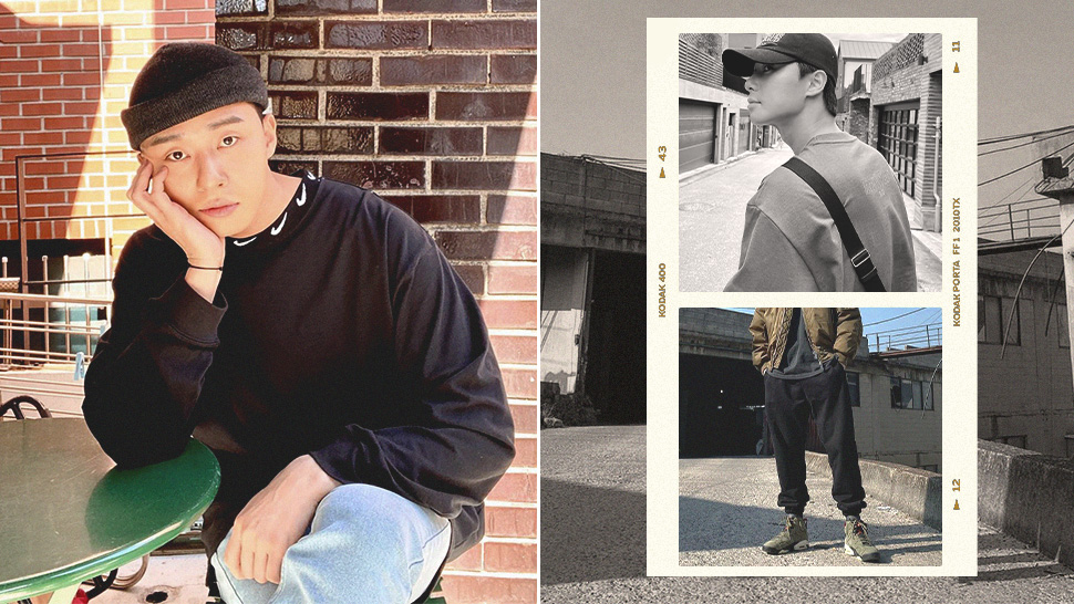 5 Things We Love About Park Seo Joon's Street Style Ootds