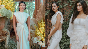Francis Libiran Just Launched A More Affordable Bridal Line!