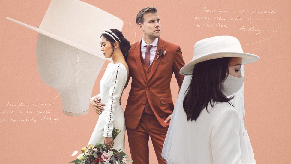 10 Stunning Veil Alternatives for the Modern Bride