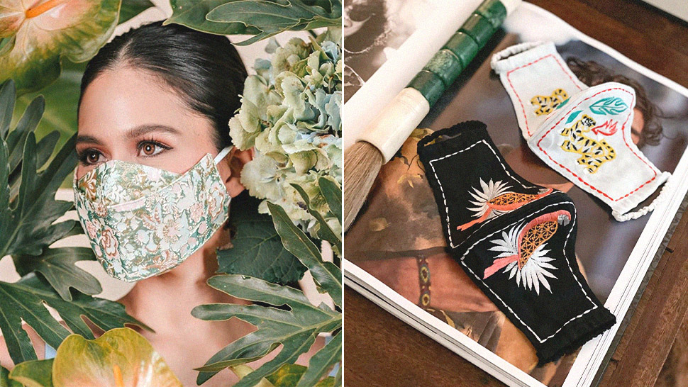12 Local Online Stores That Sell Fun and Fancy Cloth Face Masks