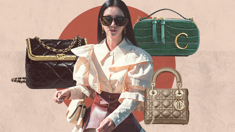 Seo Ye Ji's Most Fabulous Designer Bags On