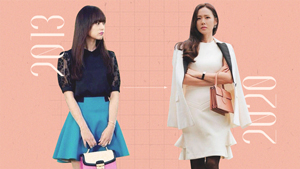How K-drama Fashion Has Changed Throughout The Years
