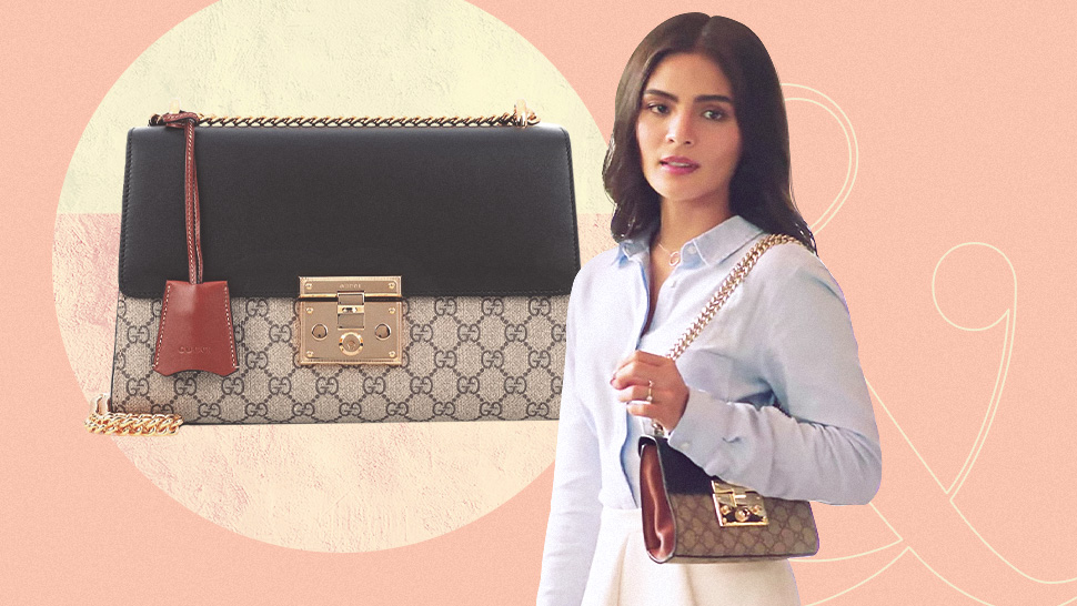 "This Is The Exact Designer Bag We Spotted Lovi Poe Wearing In ""hindi Tayo Pwede"""