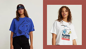 Snoopy Fans, Levi's Released A Peanuts Collection And We Want Everything!