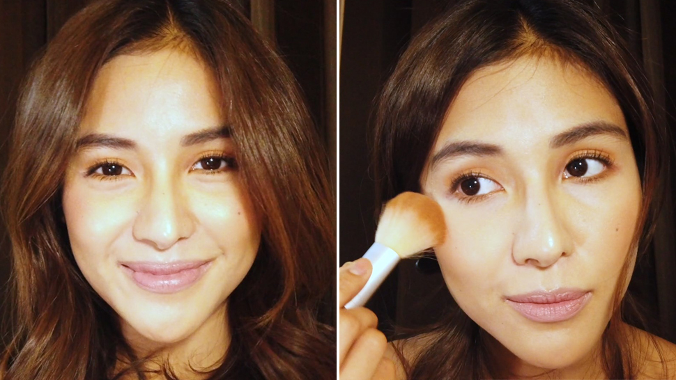 "Sanya Lopez Has the Perfect Fresh ""No-Makeup"" Makeup Routine You Should Follow"