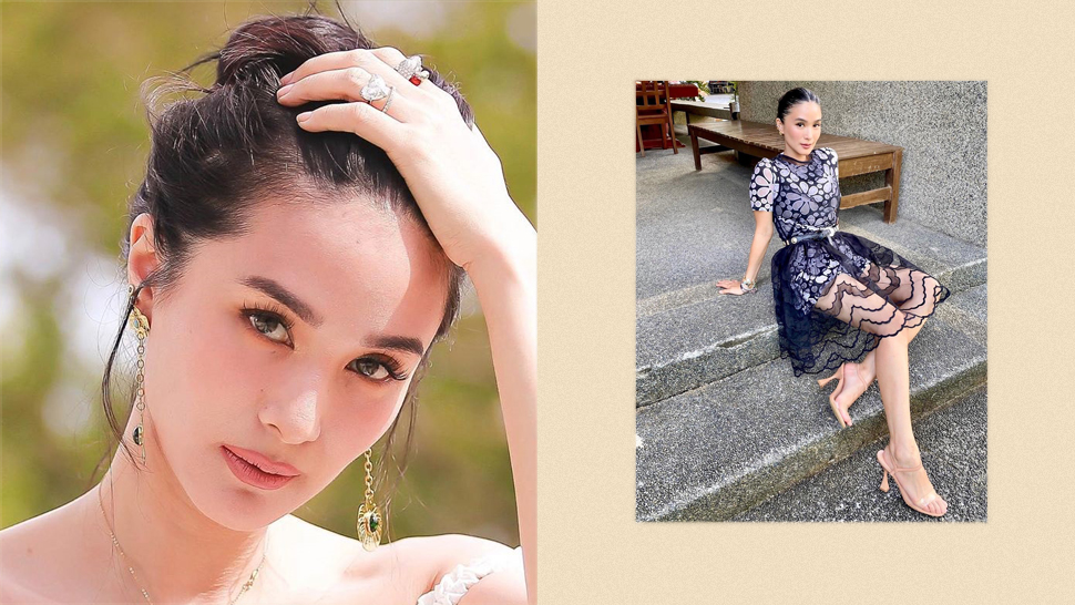 Heart Evangelista Has Been Shopping in Ukay-Ukay Lately and Her OOTDs Look Gorgeous