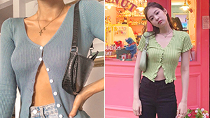 10 Online Shops That Sell The Trendy Cardigan Tops You See All Over Instagram