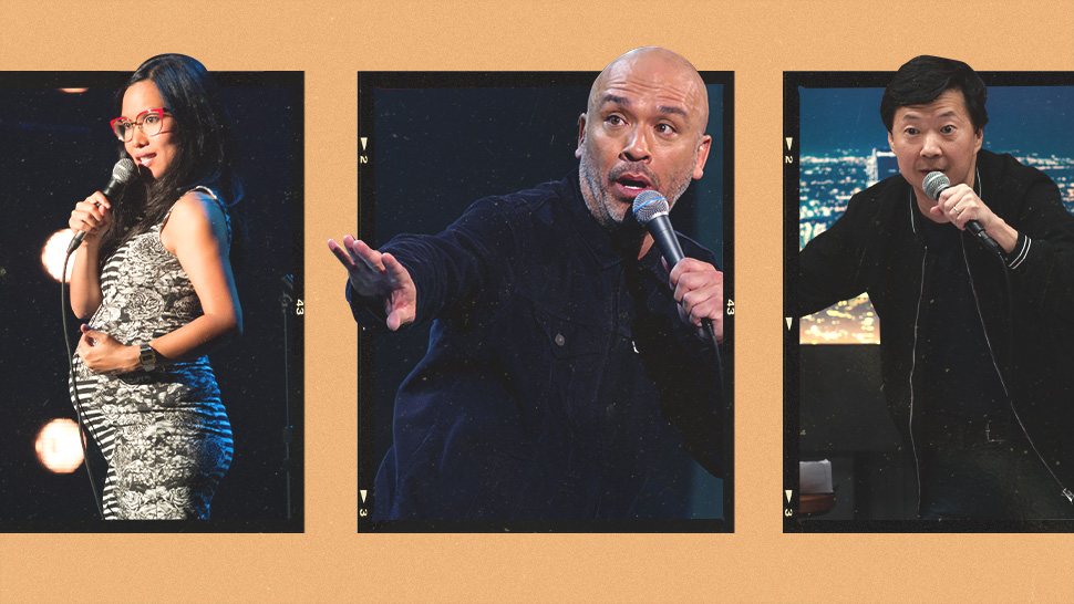 6 Stand-Up Comedy Specials on Netflix to Make You Laugh Out Loud