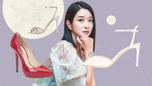 "Seo Ye Ji's Most Dazzling Designer Shoes On ""it's Okay To Not Be Okay"""