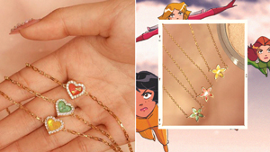 This Totally Spies-inspired Jewelry Collection Is What Our Childhood Dreams Are Made Of