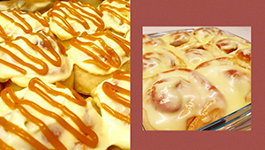 These Drool-worthy Rolls Are Topped With Swirls Of Yema