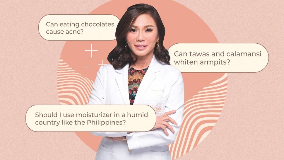 Yes or No: Dra. Vicki Belo Debunks Everyone's Most Asked Beauty Questions