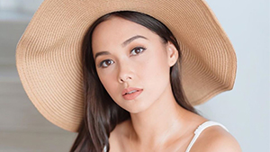 Maja Salvador Swears By This Skincare Trick That Helps Tighten Pores