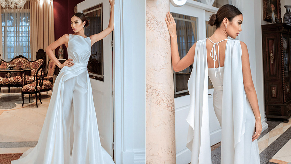 You'll Love All the Simple Yet Stunning Pieces in Mark Bumgarner's New Bridal Collection
