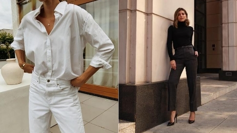 5 Minimalist Office Outfits You Can Easily Put Together