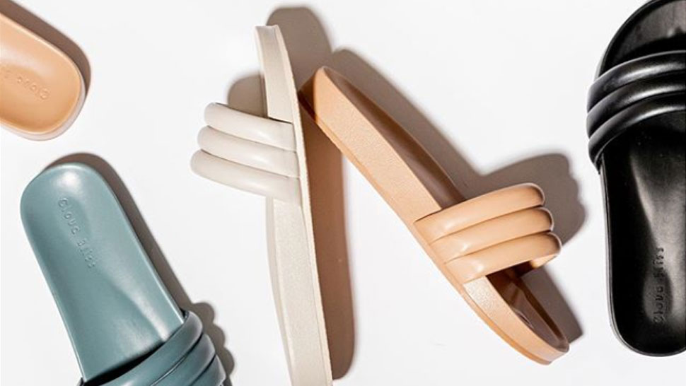You'll Want All Colors of These Chunky Aesthetic Slides