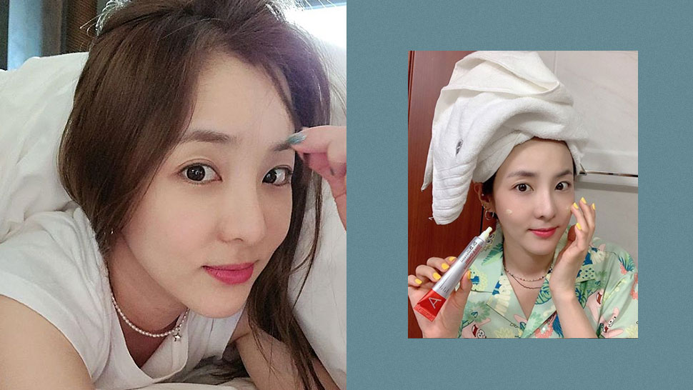 Sandara Park's Secrets for Achieving Youthful Skin in Her 30s