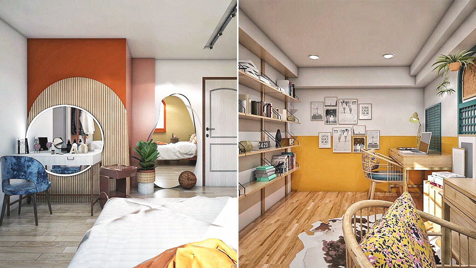 Meet the Design Team Behind Rei Germar's Cool Room Makeover