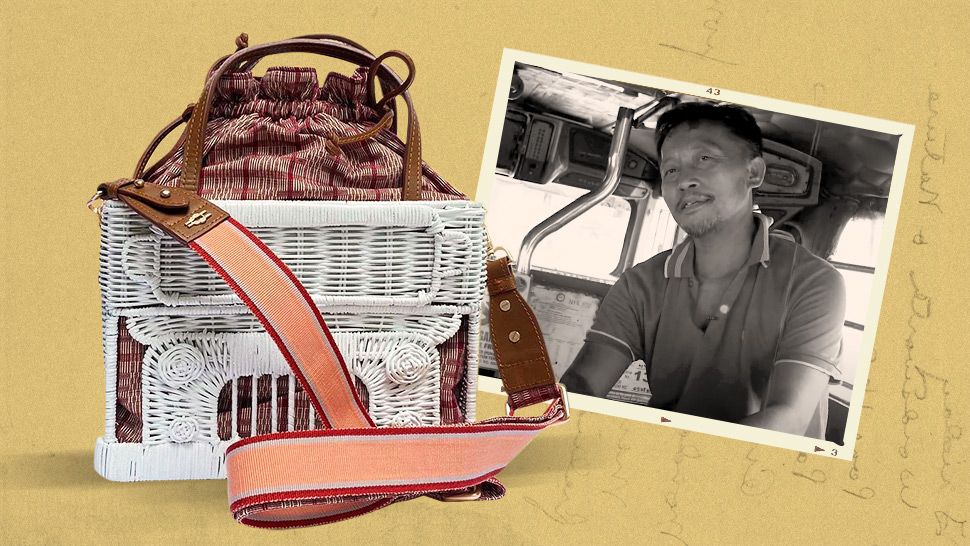 You Can Buy This Jeepney Tote to Help Drivers Who Lost Their Jobs Because of the Pandemic