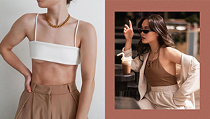 10 Classy Minimalist Outfit Ideas Featuring Chunky Gold Necklaces