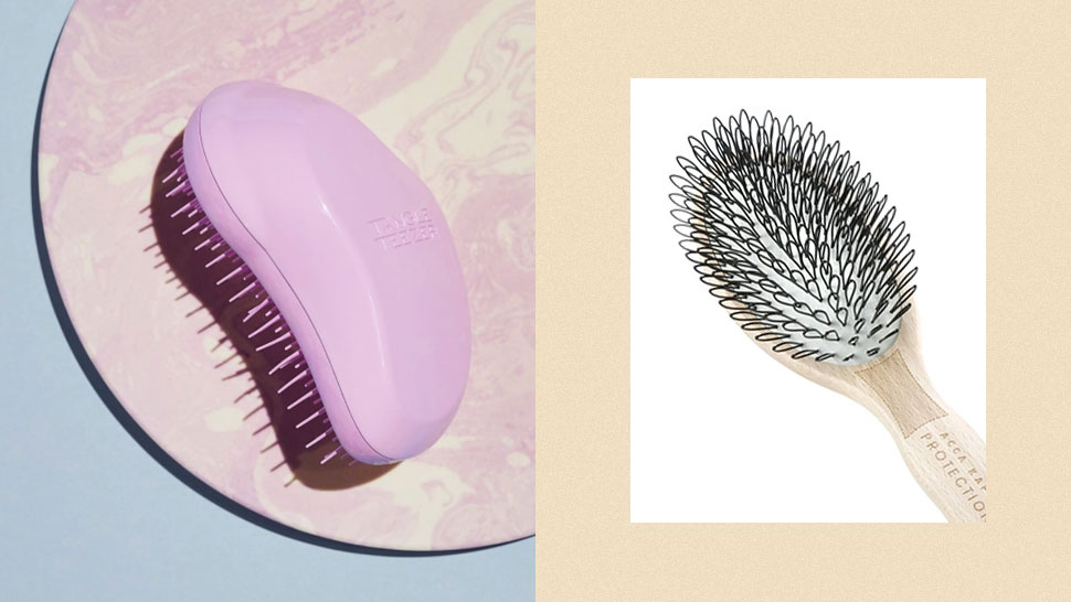 Gentle Detangling Brushes to Try for Less Hair Fall