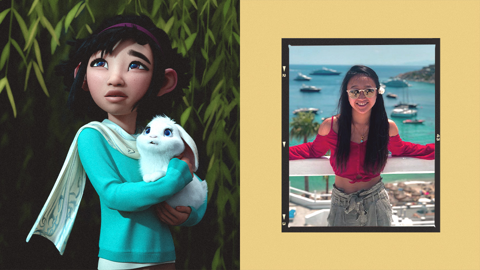 "This Filipina Is the Lead Voice Actor on Netflix's Upcoming Film ""Over the Moon"""