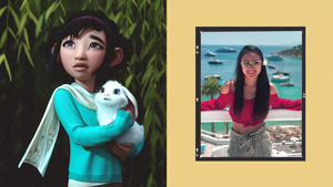 This Filipina Is The Lead Voice Actor On Netflix's Upcoming Film