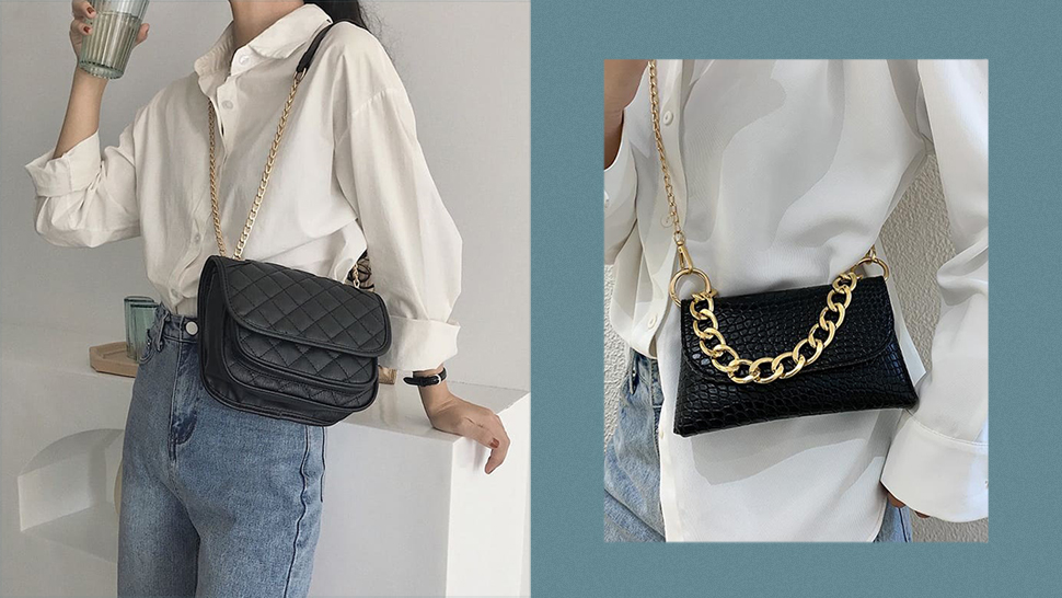 10 Simple and Chic Black Crossbody Bags Under P1000 You Can Shop Online