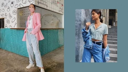 6 Easy-to-wear Baggy Jean Outfits That Will Convince You To Try Them