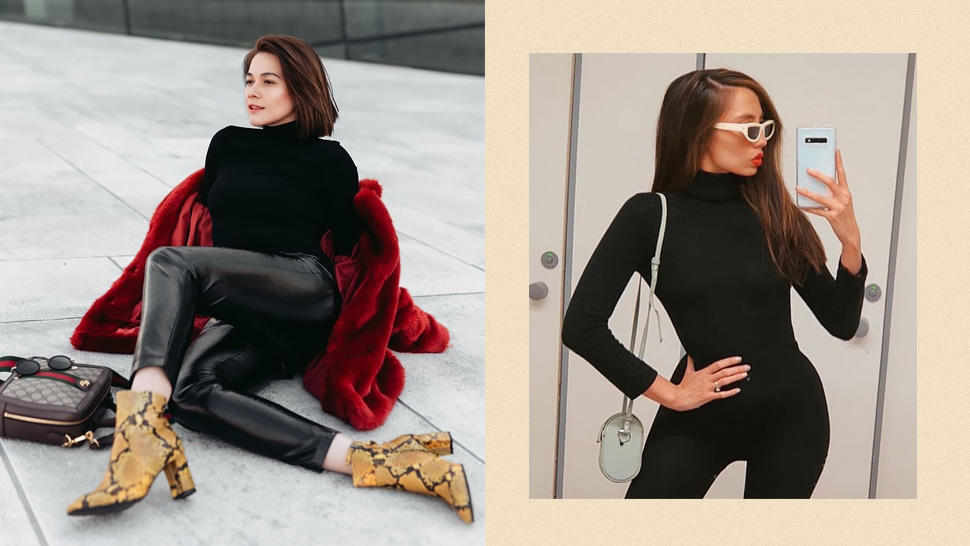 12 Chic Outfits That Will Make You Obsessed With Leggings All Over Again