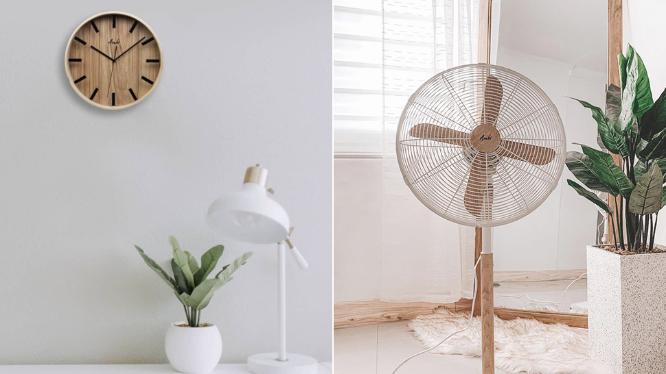 5 Aesthetic Home Items with Wooden Accents That We're Shopping from Asahi
