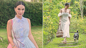 15 Heart Evangelista Ootds That Prove A Dress Is Perfect For Days When You Have
