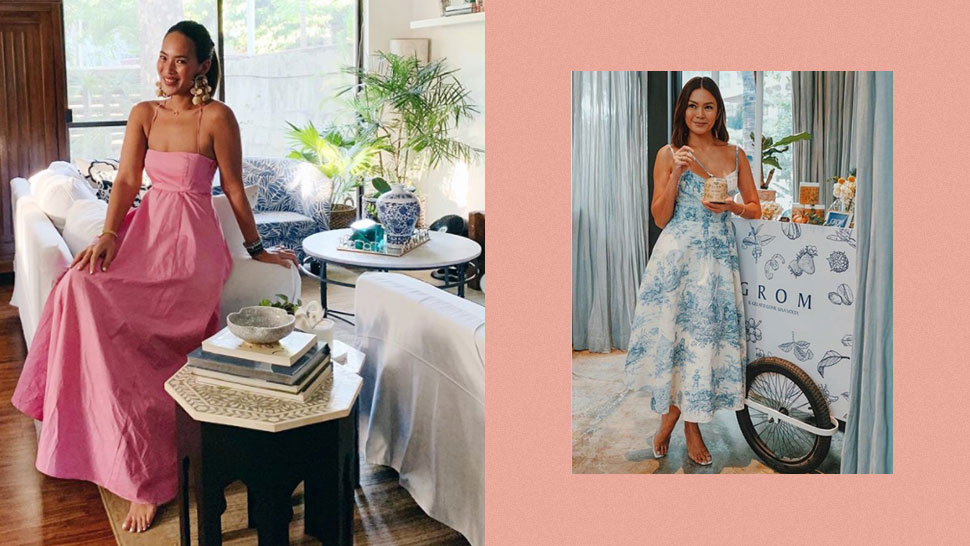 10 Youthful Dresses, as Seen on Chic Women over 40