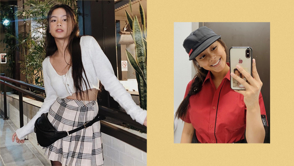 Ylona Garcia Reveals She's Now Working At Mcdonald's In Australia