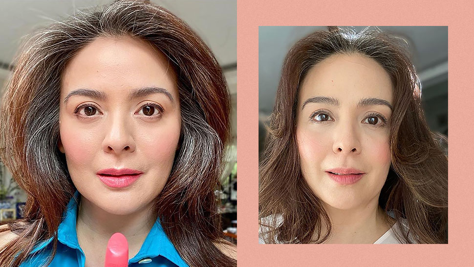 Dawn Zulueta Receives Praises for Embracing Her Graying Hair