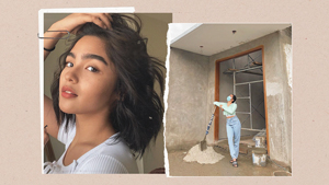 Andrea Brillantes Is Close To Achieving Her Goal To Build A House For Her Family