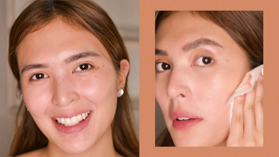 Sofia Andres Removes Her Makeup And Reveals Post-pregnancy Skin