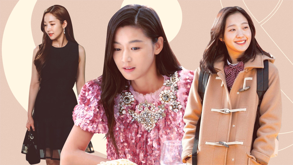 5 K-drama Characters That Are Not Rich But Have Very Expensive Wardrobes